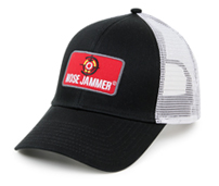 Mesh-Backed Nose Jammer Logo Ball Cap